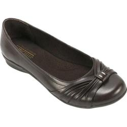 Women's Cliffs by White Mountain Heyday Dark Brown Synthetic