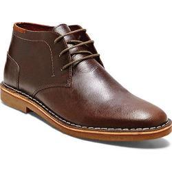 Men's Steve Madden Hestonn Dark Brown Leather