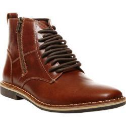 Men's Steve Madden Harrisen Cognac Leather