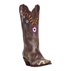 Women's Dan Post Boots MissAdventure DP3629 Bay Apache Mignon Leather