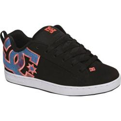 Women's DC Shoes Court Graffik SE Black Multi