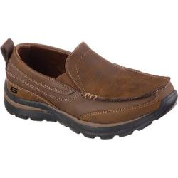 Boys' Skechers Relaxed Fit Superior Gains Brown