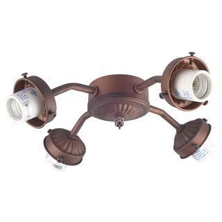 Bronze Fan Light Kit