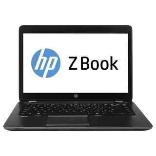 "HP ZBook 14 14"" LED Mobile Workstation - Intel Core i7 i7-4600U 2.10"