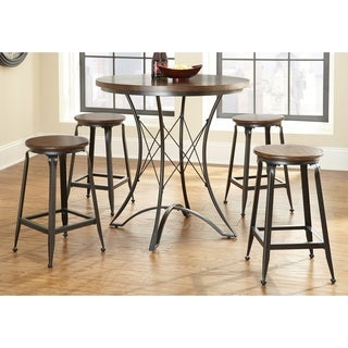 Abella Counter Height Pub Table Set