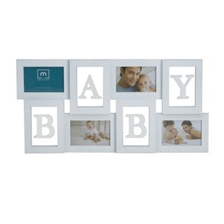 BABY 4-opening Floating Photo Collage