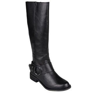 Steve Madden Women's 'Toureg' Leather Boots
