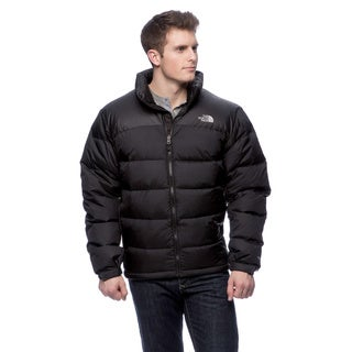 The North Face Men's Black Nuptse 2 Jacket
