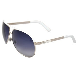 Gucci Unisex 'Gucci 1827/S 04DJ Palladium' Sunglasses