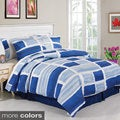 Waterfront 8-piece Bed in a Bag with Sheet Set
