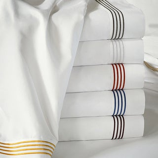500 Thread Count Regency Quad Baratta Cotton Rich Sheet Set