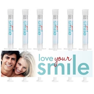 Extreme Results 44-percent Tooth Whitening Mega-size Gels (Pack of 6)
