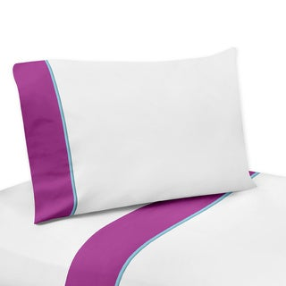 Sweet Jojo Designs Sheet Sets for Spring Garden Bedding Collection