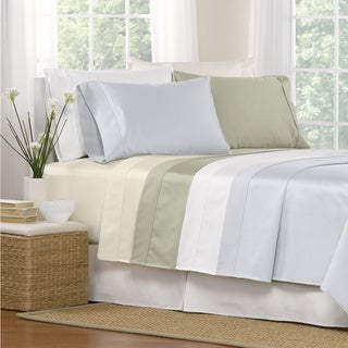Luxury 1000 Thread Count Egyptian Cotton Deep Pocket Sheet Set