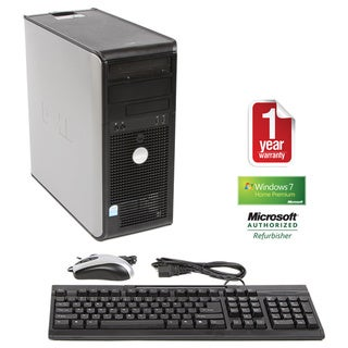 Dell OptiPlex GX620 3.2GHz 2GB 160GB Win 7 MT Computer (Refurbished)
