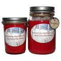 Bayberry 8-ounce/ 16-ounce Soy Container Candle