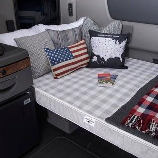 Truck Sleep Series Firm Support 4-inch Foam Mattress