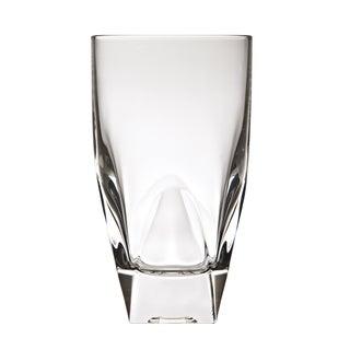 Diamonte Lead-free Crystal Highball Glass Set of 6