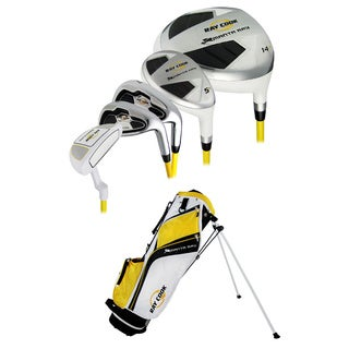 Ray Cook Manta Ray Junior Golf Club Set with Bag Ages 3-5