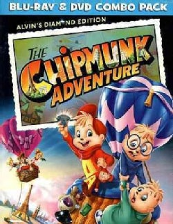 The Chipmunk Adventure (Special Edition) (Blu-ray Disc)
