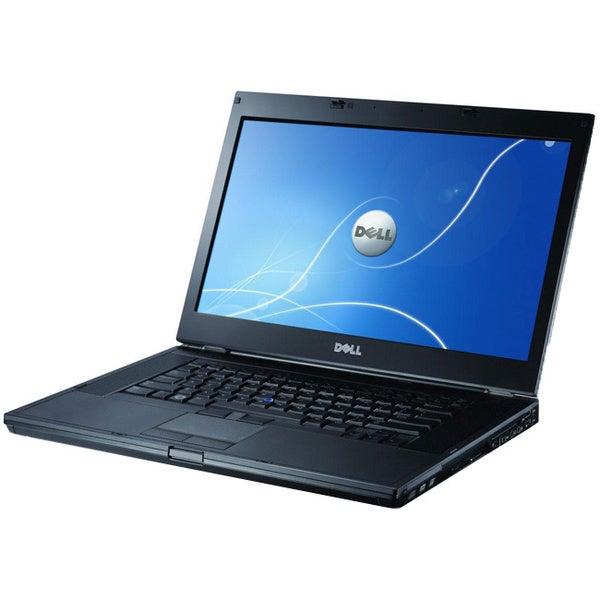 """Dell E6510 1.6GHz 4GB 250GB Win 7 15.6"""" Laptop (Refurbished)"""