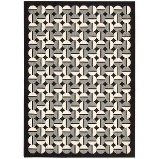 Joseph Abboud by Nourison Griffith Onyx Rug (7'9 x 10'10)