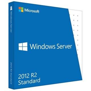 Microsoft Windows Server 2012 R.2 Standard 64-bit - (Academic Edition)