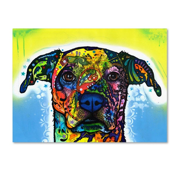 Dean Russo 'Fiesta' Canvas art
