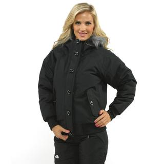 The North Face Women's TNF Black Brenda's Bomber Jacket