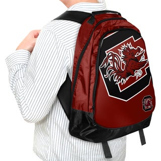 Forever Collectibles South Carolina Gamecocks 19-inch Structured Backpack
