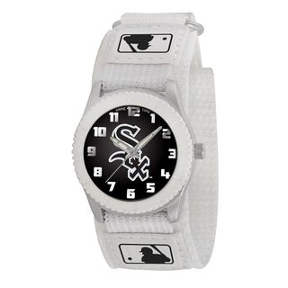 Game Time MLB Chicago White Sox White Rookie Series Watch