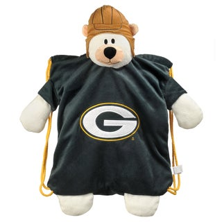 Forever Collectibles NFL Green Bay Packers Backpack Pal