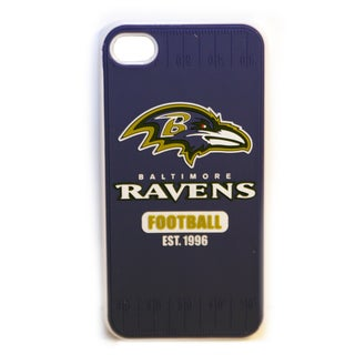 Forever Collectibles NFL Baltimore Ravens iPhone 4/ 4S Hard Protective Phone Case