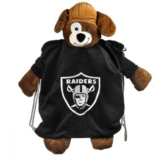 NFL Oakland Raiders Backpack Pal