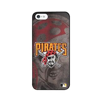 Pangea MLB Pittsburgh Pirates Big Logo iPhone 5 Case