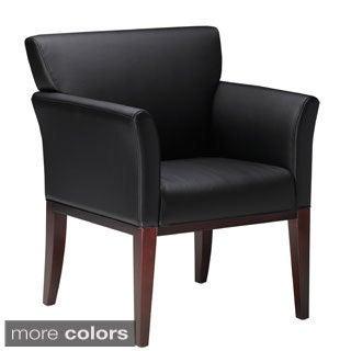 Mayline Mercado Wood Guest Chair