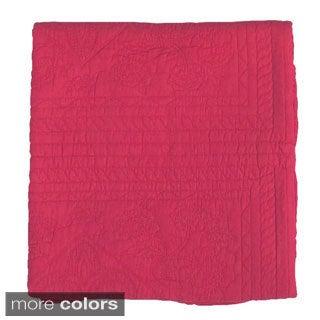 Grand Bazaar Pantile 100-percent Cotton Throw