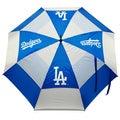 MLB Los Angeles Dodgers 62-inch Double Canopy Golf Umbrella