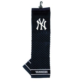 MLB New York Yankees Embroidered Golf Towel