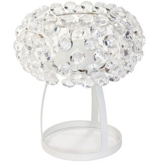 Caboche Style Acrylic Crystal Table Lamp