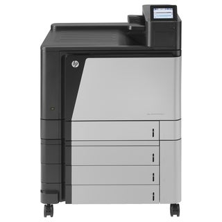HP LaserJet M855xH Laser Printer - Color - 1200 x 1200 dpi Print - Pl