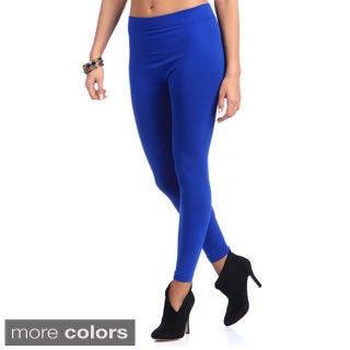 Nollia Women's Solid Seamless Leggings