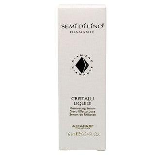 Alfaparf Semi di Lino Diamante Cristalli Liquidi Illuminating 0.54-ounce Serum