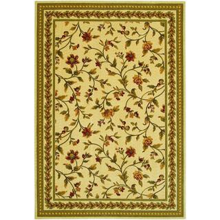 Royal Luxury Winslow Linen Beige Wool Rug (7'10 x 11'1)