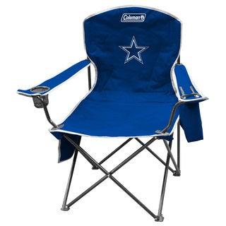 Coleman NFL Dallas Cowboys XL Cooler Quad Chair