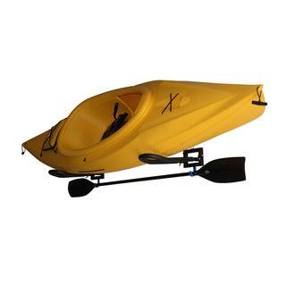 Gear Up Black Max Wall Mount Folding Kayak Rack