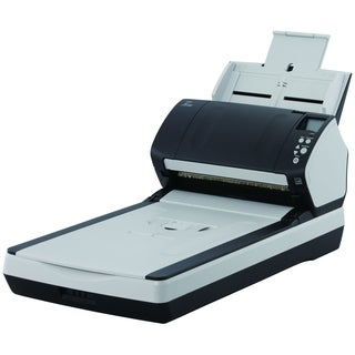 Fujitsu Fi-7260 Sheetfed/Flatbed Scanner - 600 dpi Optical
