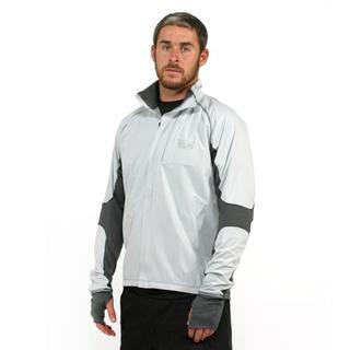 Mountain Hardwear Men's Grey Effusion Power Jacket
