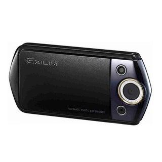 Casio Exilim EX-TR15 Wi-Fi 12.1MP Black Digital Camera