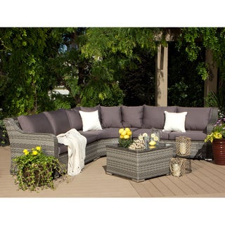 Grey Patio Furniture Overstock Shopping Outdoor